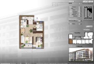 Szőlő utca 2-08 lakás